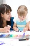 Jardin d'enfants Image libre de droits