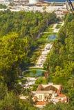 Jardin d'essai, Algiers. Algiers' experimental garden in Algiers, Algeria royalty free stock photo