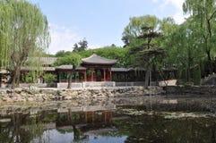 Jardin d'intérêt harmonieux photos stock
