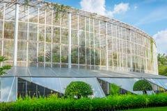Jardin d'intérieur public - Bangkok, Thaïlande Images stock