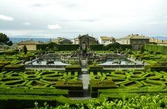 Jardin d'Italien de la Renaissance photographie stock libre de droits