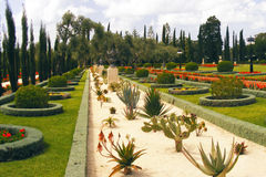 jardin de bahai Photos libres de droits