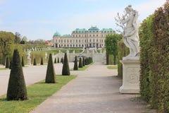 Jardin de belvédère photos stock