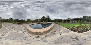 Jardin de Brookgreen Photos stock