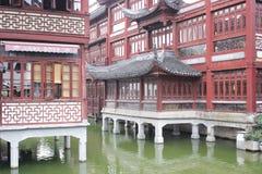 Jardin 2 de Changhaï Yu image libre de droits