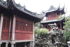 Jardin 1 de Changhaï Yu photos libres de droits