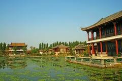 Jardin de Chinois Photos libres de droits