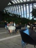 Jardin de ciel Image stock