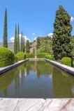 Jardin de Concepcion, La Concepcion de jardin à Malaga (Espagne) Images stock