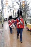 JARDIN DE DENMARK_OPENING TIVOLI Images libres de droits