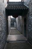 Jardin de GE province à Yangzhou, Jiangsu, Chine Images libres de droits