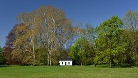 Jardin de Grafenegg, Niederosterreich, Autriche photos libres de droits