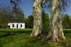Jardin de Grafenegg, Niederosterreich, Autriche photographie stock