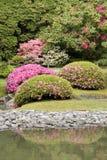 Jardin de Japonais de Seattle Images libres de droits