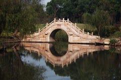 Jardin de l'eau de Changhaï Photo libre de droits