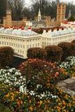 Jardin de l'Europe Photos libres de droits