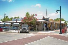 Jardin de la mer du Mac Photographie stock