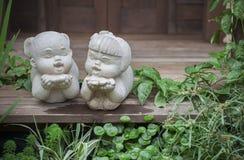 Jardin de la Thaïlande Photographie stock libre de droits