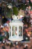 Jardin de lanterne Photos stock