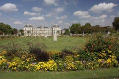 Jardin de Luxembourg, Paris Stock Photos