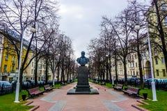 Jardin de Minsk Dzerzhinsky photos stock