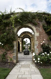 Jardin de mur Image stock