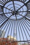 Jardin de musique de Toronto Image libre de droits