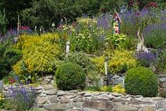 Jardin de pierres Images libres de droits