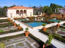Jardin de Rome Photographie stock libre de droits