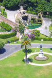 Jardin de Rome - de vatican photographie stock libre de droits