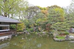 Jardin de Shosei ? Kyoto, Japon photo stock