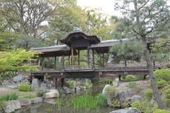 Jardin de Shosei ? Kyoto, Japon photographie stock