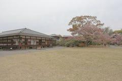 Jardin de Shosei ? Kyoto, Japon photographie stock libre de droits