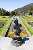 Jardin de Tarente de villa photos stock