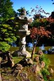 Jardin de thé japonais, San Francisco images libres de droits