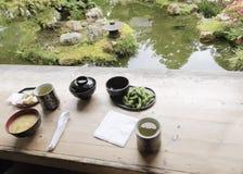 Jardin de thé japonais, San Francisco Photos libres de droits