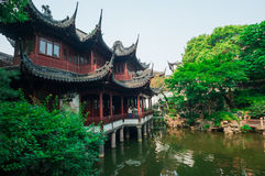 Jardin de Yuyuan photo stock