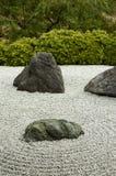 Jardin de zen Images stock