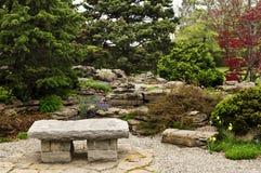 Jardin de zen Photographie stock libre de droits