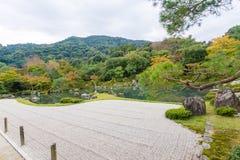 Jardin de zen Photos stock
