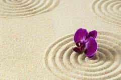 Jardin de zen image stock