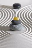 Jardin de zen du Japon Photographie stock
