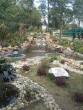 Jardin Delhi de Mughal images stock