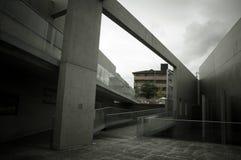 Jardin des beaux-arts Image libre de droits