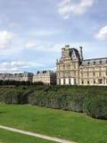 Jardin des Tuileries Royalty-vrije Stock Fotografie