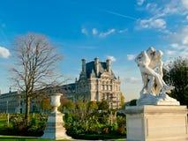 Jardin des Tuileries, Paris Royalty Free Stock Photo