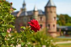 Jardin du De Haar Castle photo libre de droits
