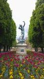 Jardin du Luksemburg, Francja Obraz Stock