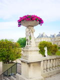 Jardin du Luksemburg (park) Zdjęcie Royalty Free