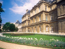 Jardin du Luxembourg. Royalty Free Stock Photos